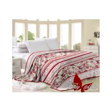 Плед TAG Tekstil велсофт VL8154