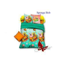 Детское постельное белье TAG Tekstil Sponge Bob