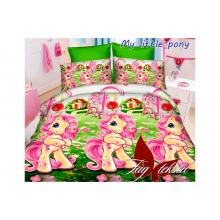 Детское постельное белье TAG Tekstil My little pony