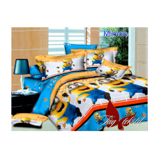 Детское постельное белье TAG Tekstil Minion с компаньоном