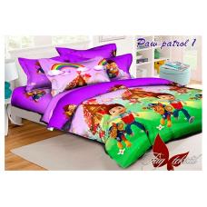 Детское постельное белье TAG Tekstil Paw Patrol 1