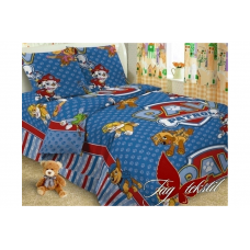 Детское постельное белье TAG Tekstil Paw Patrol