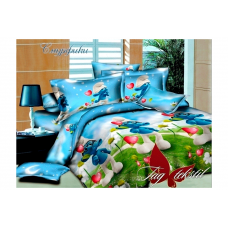Детское постельное белье TAG Tekstil Смурфики