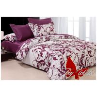 Комплект постельного белья TAG Tekstil Равель с компаньоном