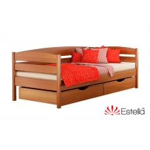Кровать деревянная Эстелла НОТА Плюс Бук (МАССИВ)