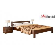 Кровать деревянная Эстелла РЕНАТА Бук (МАССИВ)