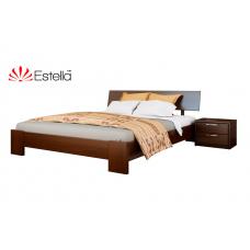 Кровать деревянная Эстелла ТИТАН Бук (МАССИВ)