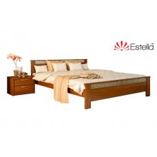 Кровать деревянная Эстелла АФИНА Бук (МАССИВ)