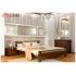 Кровать деревянная Эстелла АФИНА Бук (ЩИТ)