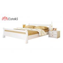 Кровать деревянная Эстелла ДИАНА Бук (МАССИВ)