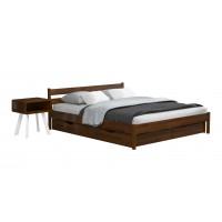Кровать деревянная Эстелла Нота Бене Бук (ЩИТ)