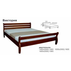 Кровать деревянная Melbi Виктория