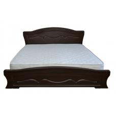 Кровать Неман Виолетта деревянный вклад
